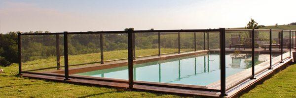 EVERBLUE_Barrière piscine privative