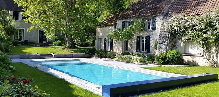 EVERBLUE GRESSEY_Constructeur piscine Etampes