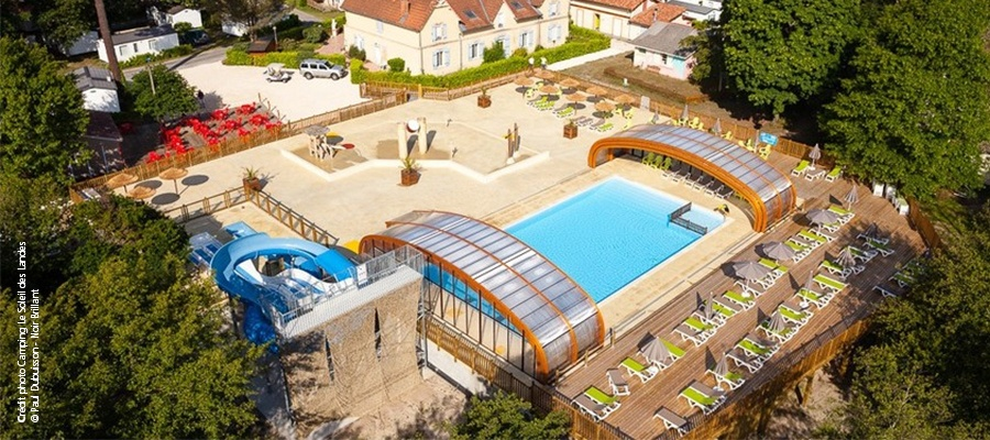 EVERBLUE PROFESSIONNELS_Piscine collective_Camping 4- Le Soleil des Landes
