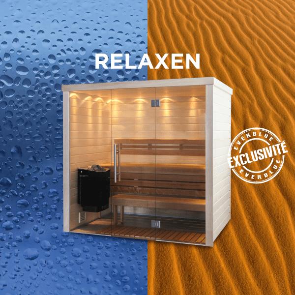 EVERBLUE_Sauna Hammam Relaxen_Installation sauna_installation hammam