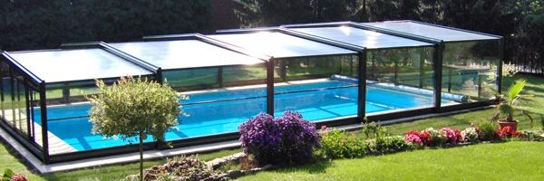 Everblue l protection du bassin avec nos abris piscine for Abri de piscine semi haut