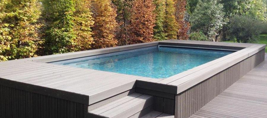 EVERBLUE l Aménagement et éclairage piscine, margelle et dallage