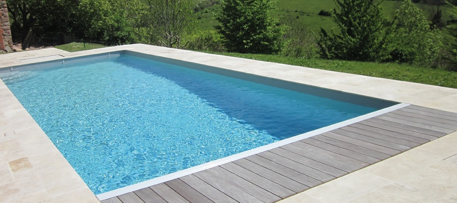 Everblue L Amnagement Et clairage Piscine Margelle Et Dallage