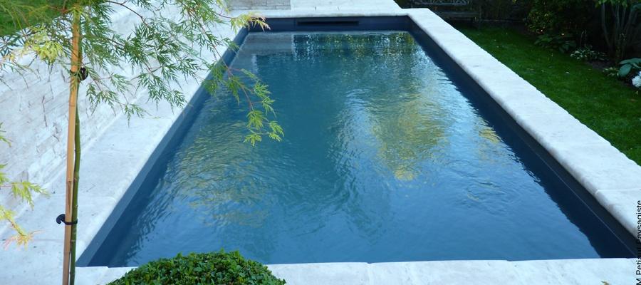 Everblue l inspiration la piscine paysag e par everblue for Piscine miroir gironde