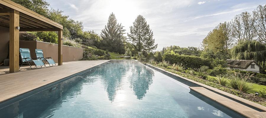 everblue l inspiration : la piscine à débordement par everblue